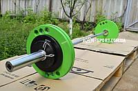 Штанга Steel олімпійська 70 кг