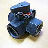 3-х ходовой поворотный смесительный клапан DR80GFLA