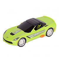 Машинка Toy State Мини-кабриолет Chevy Corvette C7 Convertible 13 см (33082)