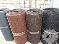 Рулонные покрытия - щетинистое покрытие - черное, фото 1