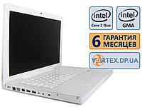 Ноутбук Apple A1181 13.3 (1280x800) / Intel Core 2 Duo T8100 (2x2.1) / RAM 3Gb / HDD 120Gb / Сост. 9/10 БУ / Win 7, фото 1
