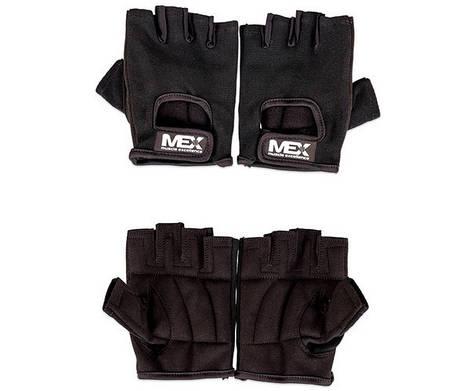 MEX Nutrition Мужские Перчатки Train Hard Gloves