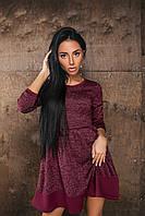 Платье женское ангора в расцветках 27876, фото 1