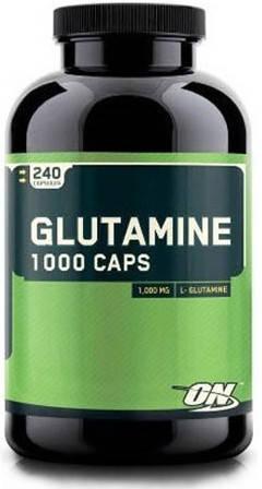 Optimum Nutrition Глютамин Glutamine 1000 caps 120 caps