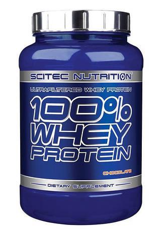 Scitec Nutrition Протеин сывороточный вей протеин 100% Whey Protein (2,3 kg )