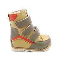 0ad5db19f4a2c0 Ортопедические ботинки зимние Ecoby (Экоби) р. 20, 21, 22 модель 210HO