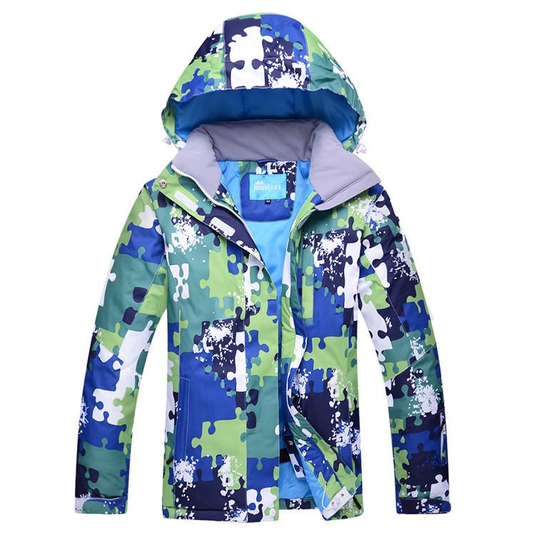 Лыжная курточка #12