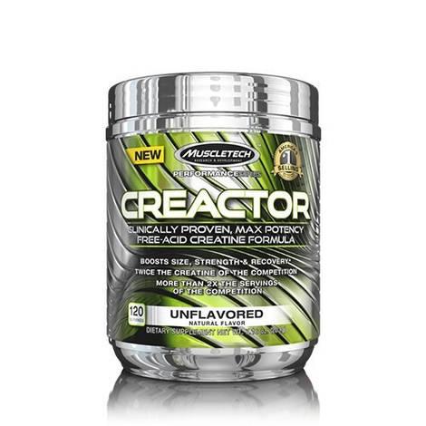 MuscleTech Креатин Creactor (220 g )
