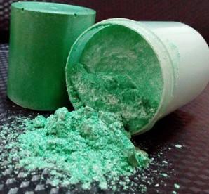 Перламутр колір зелений - 20 грам