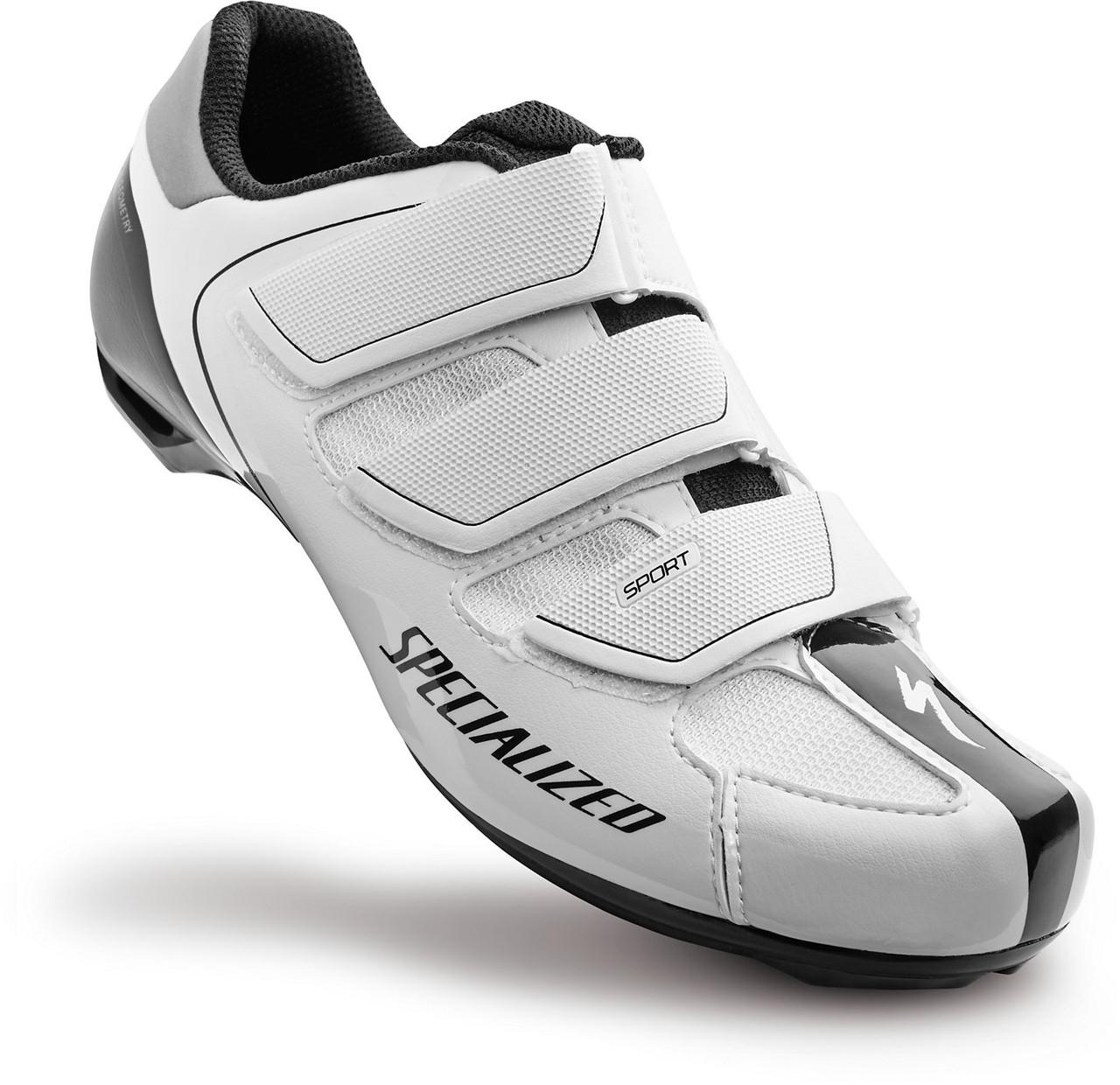 Велотуфли Specialized Road Sport 44 размер белые
