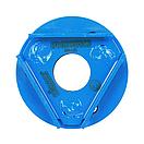 Фреза алмазная для шлифовки полов GS-W 95/МШМ-12 №00/30 (6 штук), фото 2