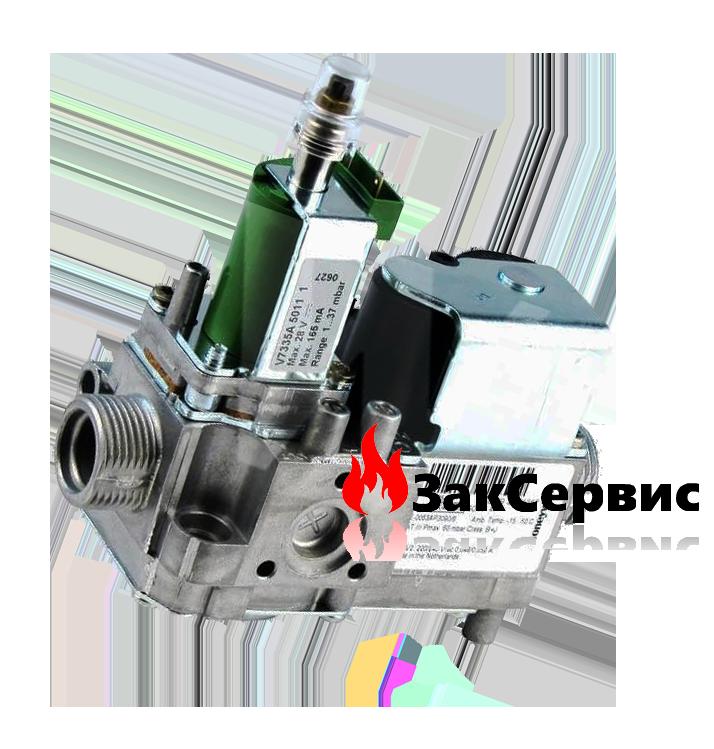 Газовый клапан Honeywell VK4105M на котел Ariston Microgenus65100244