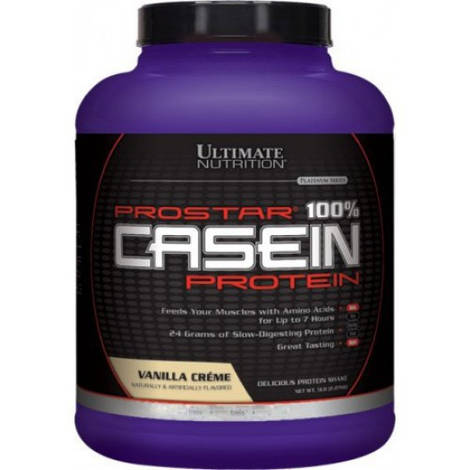 Ultimate Nutrition Протеин простар казеин Prostar 100% Casein Protein (907 g )