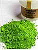 """Sugarflairs""Сухая краска для цветов ""Spring green "" (светло-зеленный)"