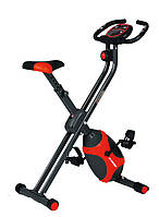 Складной велотренажер inSPORTline Xbike Красный