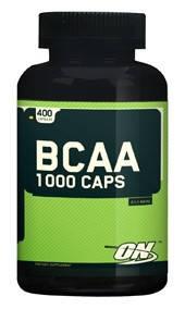 Optimum Nutrition Бца BCAA 1000 (200 caps)