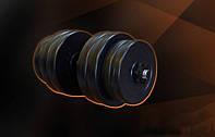 Гантель разборная RN-30 кг с ABS покрытием