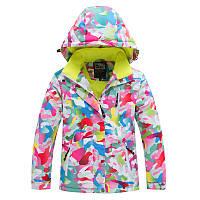 Лыжная курточка детская #1
