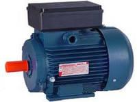 Электродвигатель, однофазный АИР1Е80А2  1,1 кВт/3000 об/мин
