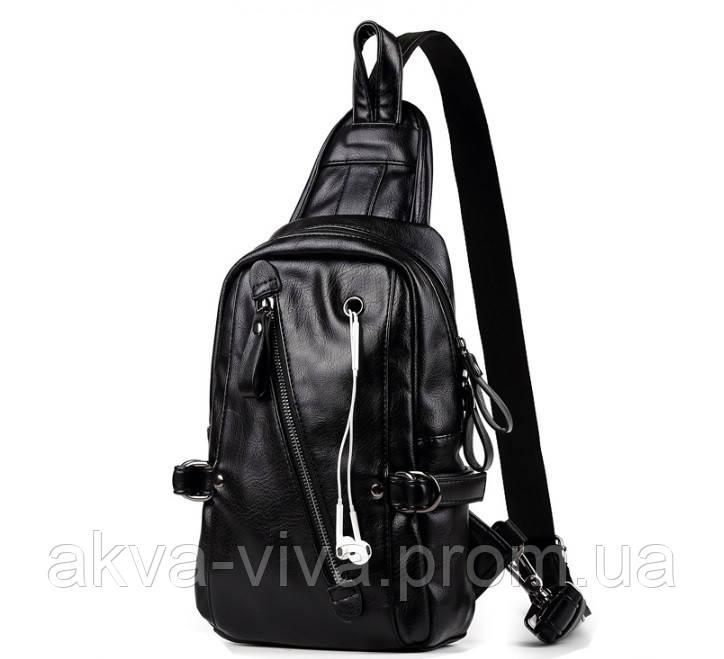 Стильный мужской рюкзак на каждый день