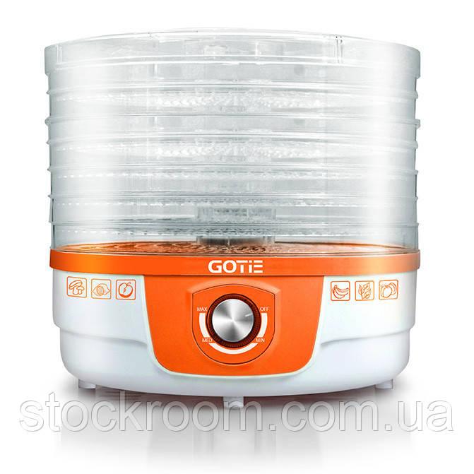 Электросушилка для грибов, овощей, фруктов и ягод GOTIE GSG-500