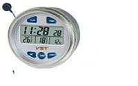 Электронные  часы  ваз 2106 (с вольтметром и термометром)