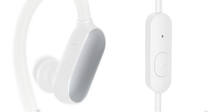 Наушники Xiaomi Bluetooth headset Mi sport White Гарантия 3 месяца