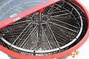 """8-мі рамкова Медогонка з поворотом касет під рамку """"РУТА"""", неіржавіюча (ротор Н/Ж, з кришкою), фото 4"""