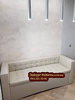 Диван Квадро со спальным местом и углововыми спинками, фото 1