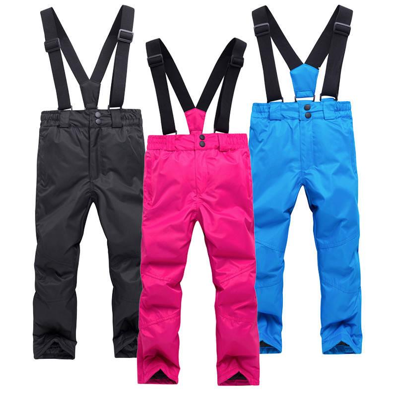 Детские лыжные штаны - 4 цвета