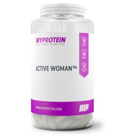 My ProteinВитамины и МинералыActive Woman120 tab