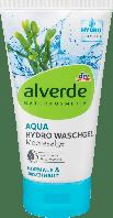 Органический гель для умывания лица alverde NATURKOSMETIK Aqua Meeresalge, 150 ml