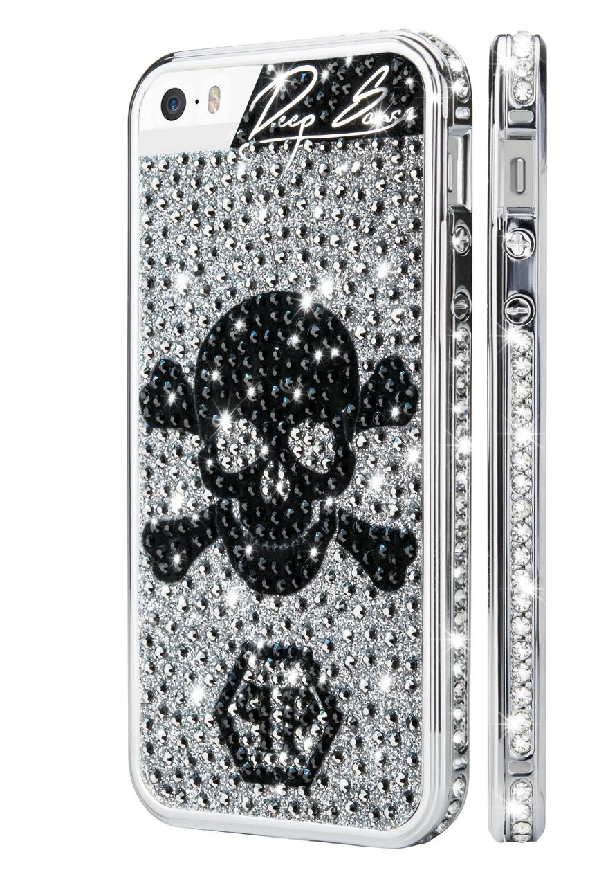 Бампер зі стразами для IPhone