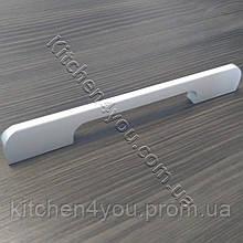 Меблева ручка MAR 8154 160 мм. мат. хром