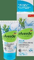 Органический, дневной крем-гель для лица alverde NATURKOSMETIK Aqua 24h Hyaluron Meeresalge, 50 ml., фото 1