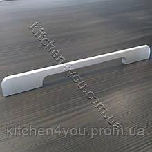 Меблева ручка MAR 8154 224 мм. мат. хром