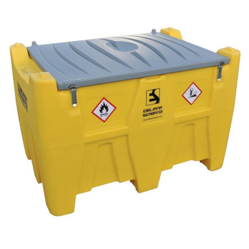Емкость для дизельного топлива Carrytank Emiliana Serbatoi 440л