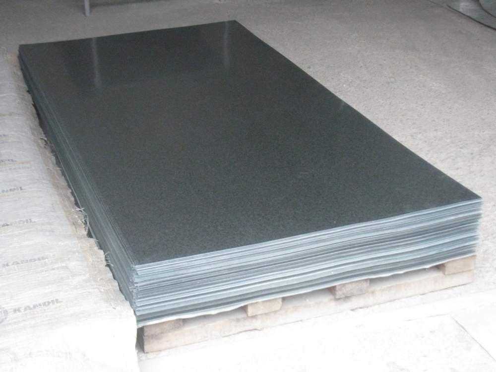 Лист Оцинкованный 1000 х 700 мм, толщина 0,32 мм. Для оббивки крыш ульев. (новый)
