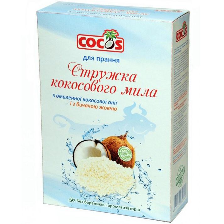 Стружка для стирки из кокосового мыла и бычьей желчью, 450 г