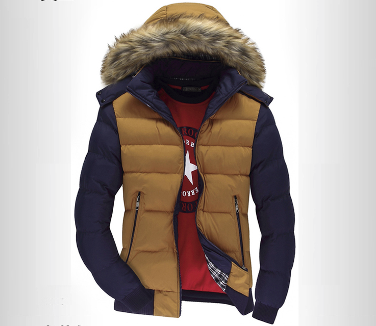 Мужская  демисезонная куртка с капюшоном р.XL(46) ЗАМЕРЫ В ОПИСАНИИ!