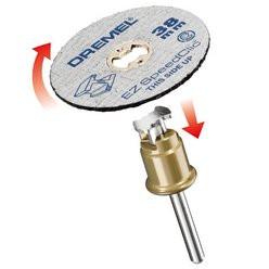 Відрізні круги по металу 12 шт DREMEL (SC456B)