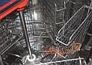 6-ти рамкова «ЄВРО» Медогонка з поворотом касет, нержавіюча (ротор Н/Ж, з кришкою) під рамку «ДАДА» — РЕМ, фото 8