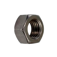 Гайка шестигранная М10 DIN934 без покрытия