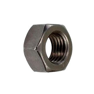 Гайка шестигранная М27 DIN934 без покрытия