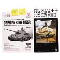 Радиоуправляемый танк German King 3888-1 Танк тигр на радиоуправлении