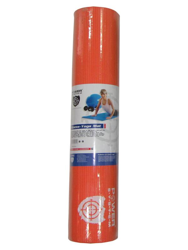Коврик для фитнеса и йоги Power System 173*61*0,6см PS-4014