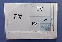 Объемный карман формата А5 со срезом