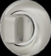 ARMADILLO, Ручка поворотная BK6-1SN/CP-3 матовый никель/никель