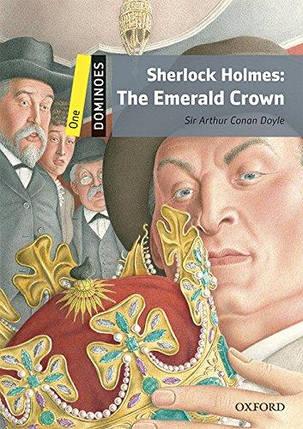 Книга с диском Sherlock Holmes: The Emerald Crown with MultiROM , фото 2