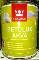 Краска для пола Тиккурила Бетолюкс Аква  - Betolux Akva Lattiamaali  База А 0,9л 0.9 (база С)